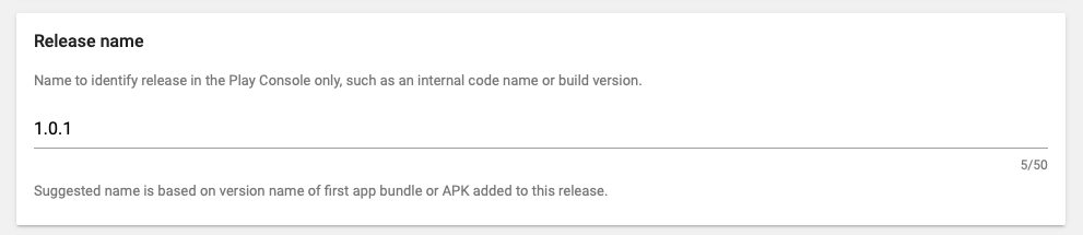 You need to use a different version code for your APK or